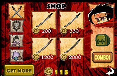 Free Blood Ninja:Last Hero download for iPhone, iPad and iPod.