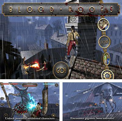 In addition to the game Sonic The Hedgehog 4 Episode I for iPhone, iPad or iPod, you can also download Blood Roofs for free.