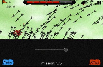 Descarga gratuita de Blood Run para iPhone, iPad y iPod.