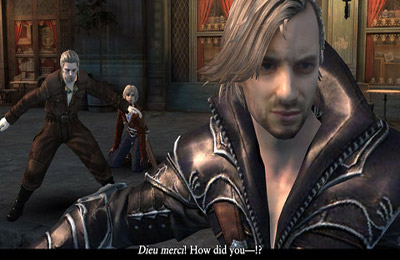 Download BLOODMASQUE iPhone free game.