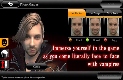 Free BLOODMASQUE download for iPhone, iPad and iPod.