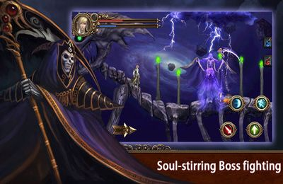Descarga gratuita de BloodPact para iPhone, iPad y iPod.