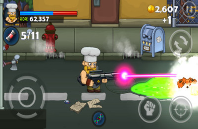 Игра Bloody Harry для iPhone