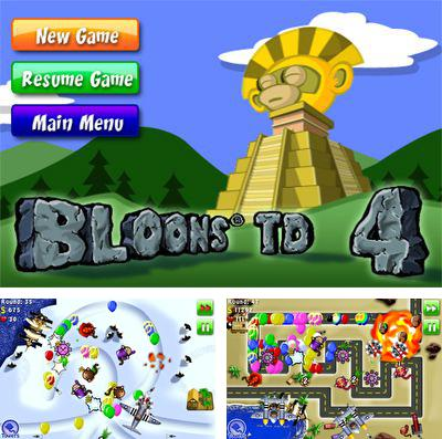 In addition to the game Galactic Conflict for iPhone, iPad or iPod, you can also download Bloons TD 4 for free.