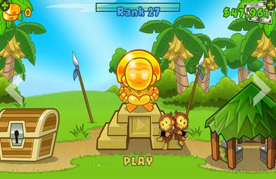 Capturas de pantalla del juego Bloons TD 5 para iPhone, iPad o iPod.