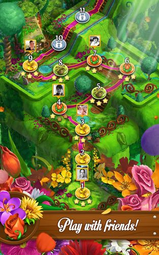 Free Blossom blast: Saga download for iPhone, iPad and iPod.