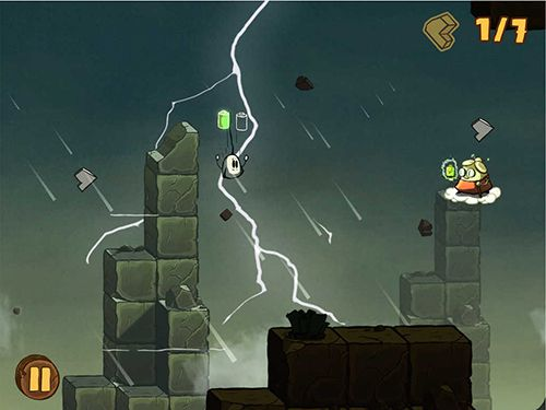 Écrans du jeu Blown away: Secret of the wind pour iPhone, iPad ou iPod.