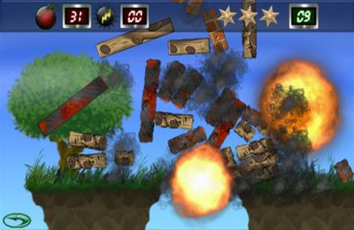 Screenshots do jogo BlowThis! para iPhone, iPad ou iPod.