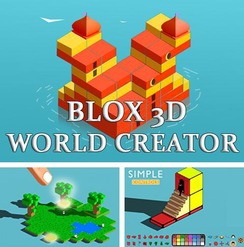 In addition to the game Loser Bear for iPhone, iPad or iPod, you can also download Blox 3D: World сreator for free.