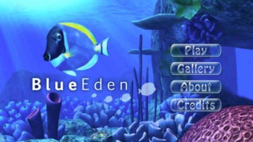 Descarga gratuita de Blue eden para iPhone, iPad y iPod.