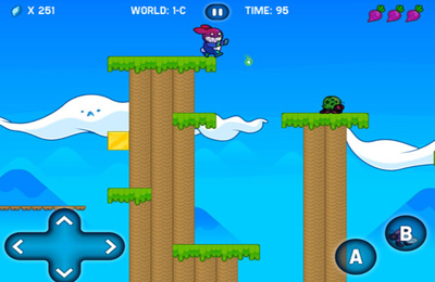 Download Blue Rabbit's Worlds iPhone free game.