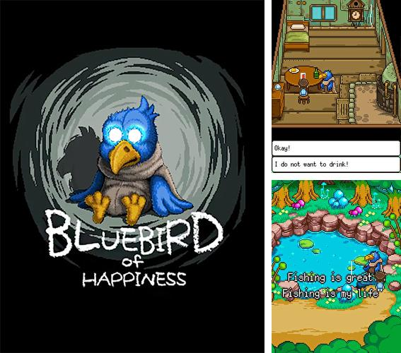 In addition to the game Pac-Man: friends for iPhone, iPad or iPod, you can also download Bluebird of happiness for free.