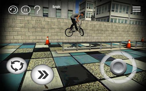 Free BMX Streets download for iPhone, iPad and iPod.