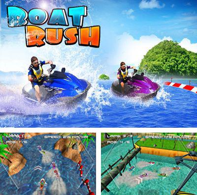 In addition to the game Defender of diosa for iPhone, iPad or iPod, you can also download Boat Rush ( 3D Racing Games ) for free.