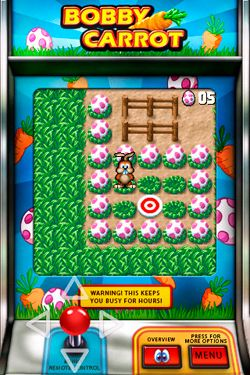 Download Bobby Carrot iPhone free game.