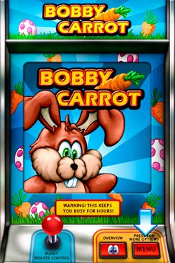 Capturas de pantalla del juego Bobby Carrot para iPhone, iPad o iPod.