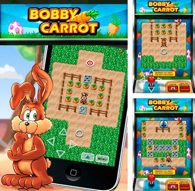 In addition to the game Card king: Dragon wars for iPhone, iPad or iPod, you can also download Bobby Carrot for free.