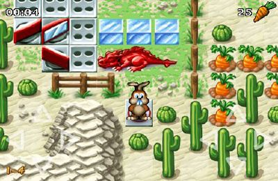 Descarga gratuita de Bobby Carrot Forever 2 para iPhone, iPad y iPod.