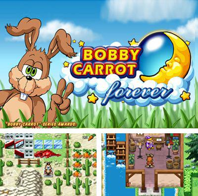 In addition to the game Runaway Snack for iPhone, iPad or iPod, you can also download Bobby Carrot Forever 2 for free.