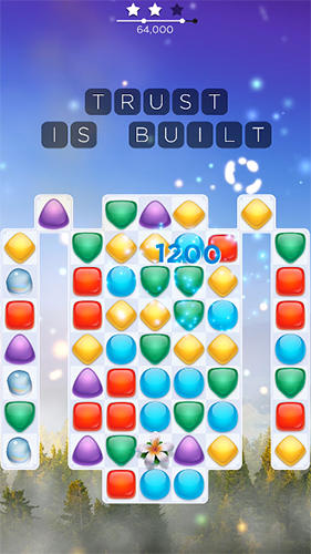 Screenshots of the Bold moves game for iPhone, iPad or iPod.
