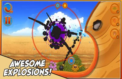 Screenshots do jogo Bombcats Special Edition para iPhone, iPad ou iPod.