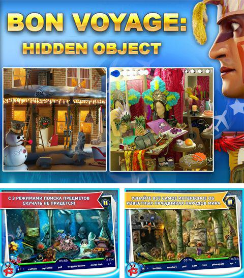 In addition to the game Battle Buddies for iPhone, iPad or iPod, you can also download Bon Voyage: Free Hidden Object for free.
