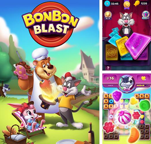 Download Bonbon blast iPhone free game.
