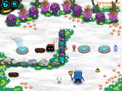 Free Bonfire trail download for iPhone, iPad and iPod.