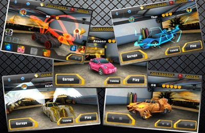 Download Boom Boom Racing iPhone free game.