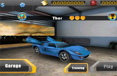 Free Boom Boom Racing download for iPhone, iPad and iPod.