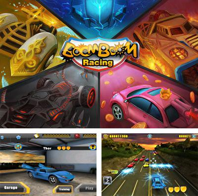 In addition to the game Hello, stranger! for iPhone, iPad or iPod, you can also download Boom Boom Racing for free.