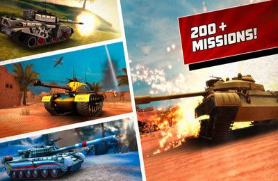 Download Boom! Tanks iPhone free game.