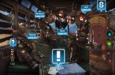 Kostenloser Download von Borderlands Legends für iPhone, iPad und iPod.