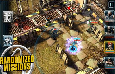 Screenshots vom Spiel Borderlands Legends für iPhone, iPad oder iPod.