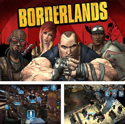 In addition to the game A Zombie Rush for iPhone, iPad or iPod, you can also download Borderlands Legends for free.