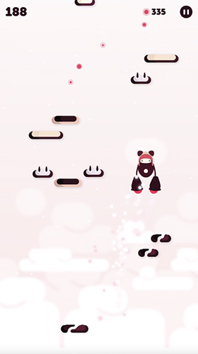 Capturas de pantalla del juego Bot jump para iPhone, iPad o iPod.