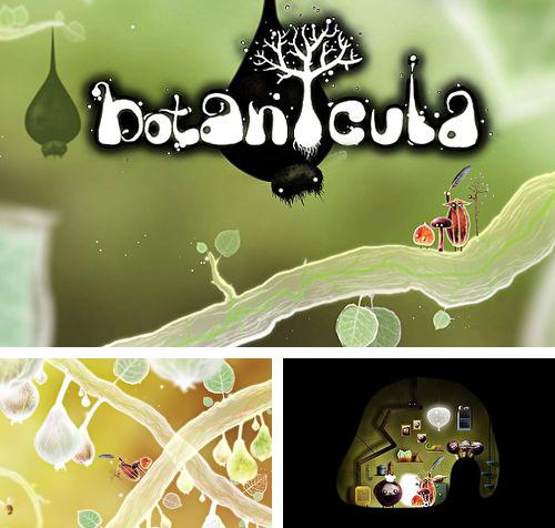 In addition to the game Hairy Tales for iPhone, iPad or iPod, you can also download Botanicula for free.