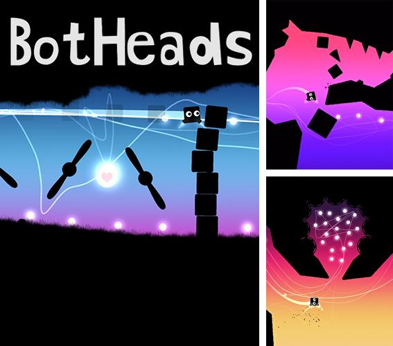 In addition to the game Peakour for iPhone, iPad or iPod, you can also download Botheads for free.