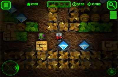 Free Boulder Dash download for iPhone, iPad and iPod.