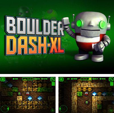 In addition to the game Chicken coup for iPhone, iPad or iPod, you can also download Boulder Dash for free.