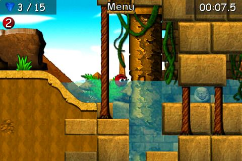 Screenshots do jogo Bounce on para iPhone, iPad ou iPod.