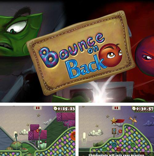 In addition to the game Anomaly Warzone Earth for iPhone, iPad or iPod, you can also download Bounce on back for free.