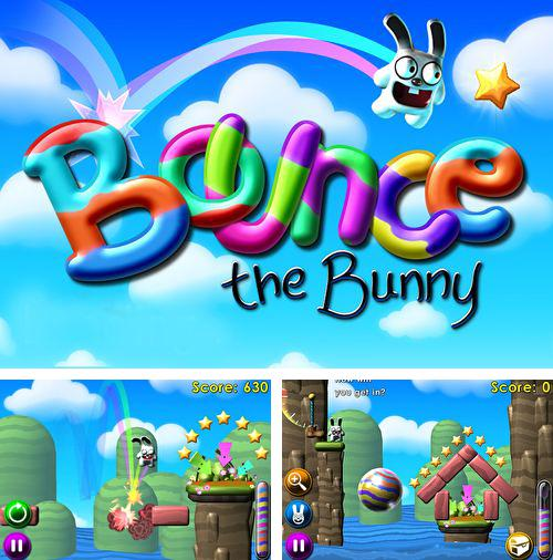 In addition to the game Brandnew boy for iPhone, iPad or iPod, you can also download Bounce the bunny for free.