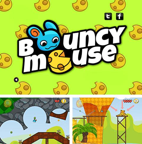 In addition to the game Agent A: A puzzle in disguise for iPhone, iPad or iPod, you can also download Bouncy mouse for free.