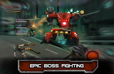 Free Bounty Hunter: Black Dawn download for iPhone, iPad and iPod.