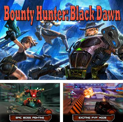 Download Bounty Hunter: Black Dawn iPhone free game.
