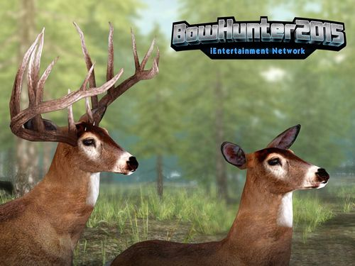 Bow hunter 2015
