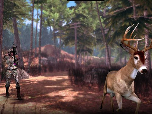 Free Bow hunter 2015 download for iPhone, iPad and iPod.