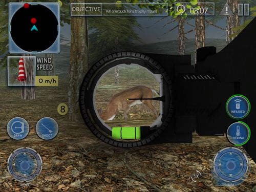 Screenshots of the Bow hunter 2015 game for iPhone, iPad or iPod.