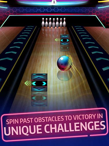 Download Bowling central iPhone free game.